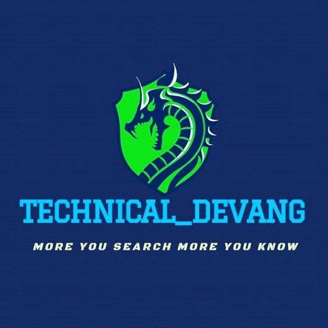 Technical Devang (@technicaldevang) - Post #2960