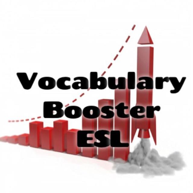 VocabularyBoosterESL - Kanal statistikasi ⚡️Vocabulary