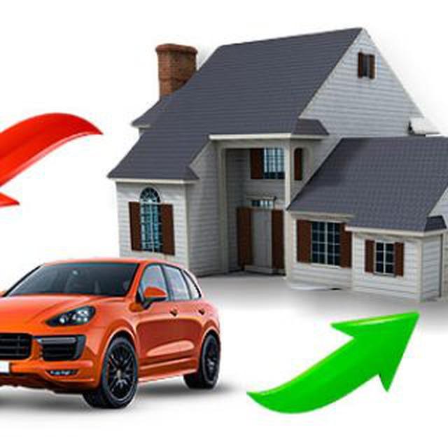 меняю автомобиль на недвижимость